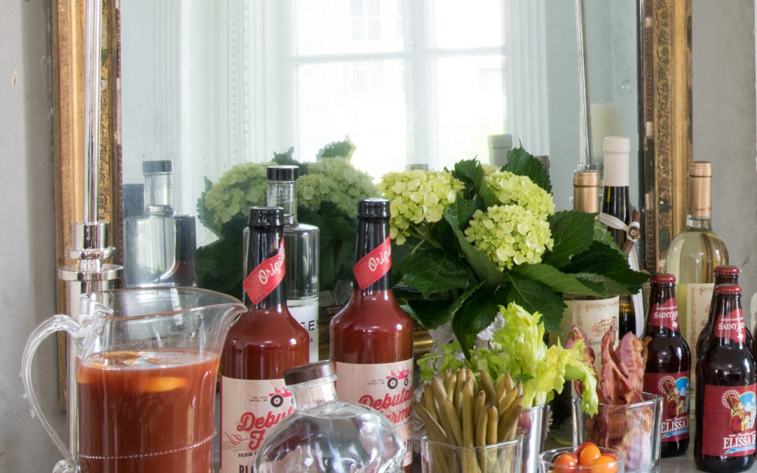 The Bloody Mary Bar