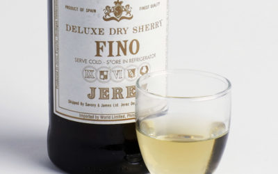A Case For Fino Sherry