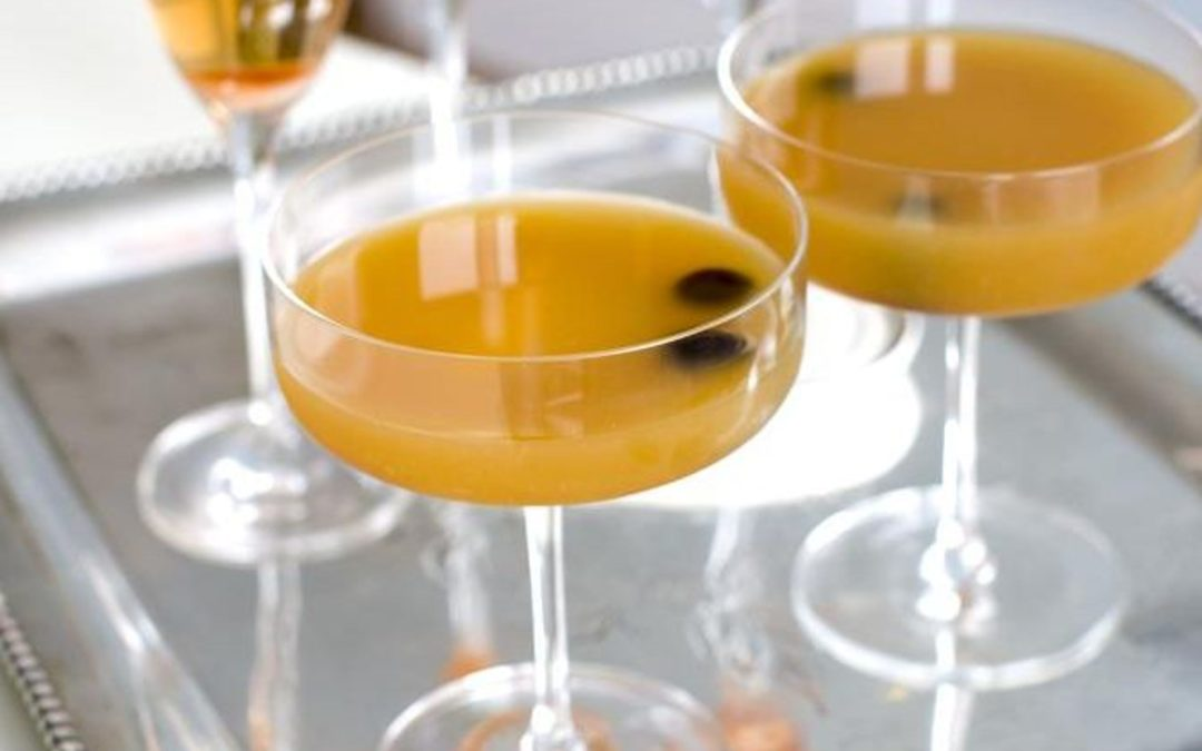 A Cocktail for the Oscars: The Bronx Cocktail