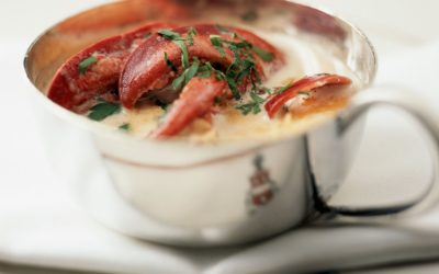 Soup on Sunday: Lobster Bisque