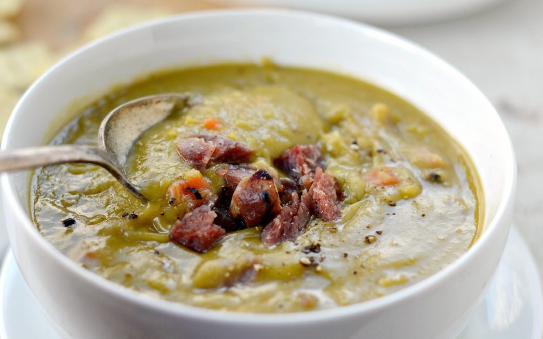 Soup on Sunday: Split Pea & Ham
