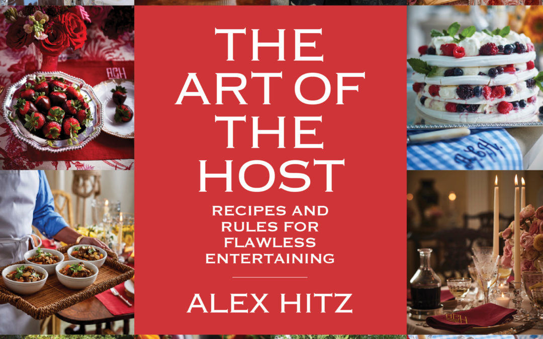 Giveaway: The Art of the Host