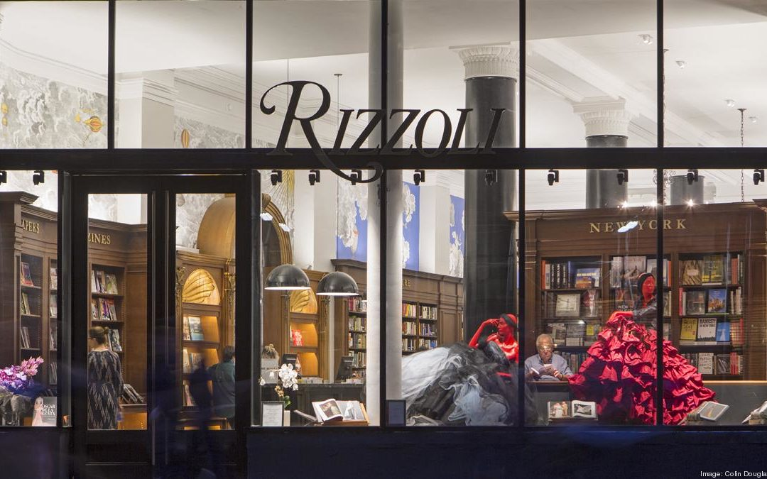 Rizzoli Book Give Away: 7 Beautiful Books